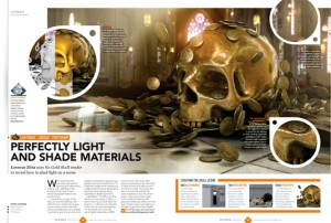 Lorenzo Zitta Tutorial on 3D World magazine